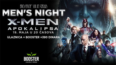 "Men's Night u ""Vilinom Gradu"""