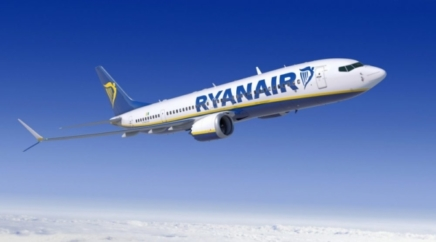 Ryanair: Let iz Niša do Stokholma