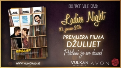 Uskoro počinje 'Ladies Night' u bioskopu Vilin grad