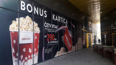 Repertoar Cineplexx Niš bioskopa od 15. do 21. aprila